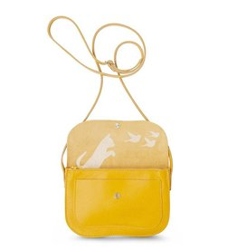 Keecie Bag Cat Chase Yellow