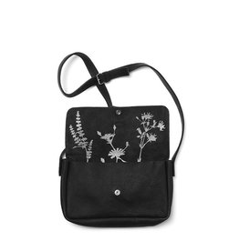Keecie Bag Picking Flowers Black