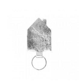 Keecie Schlüsselanhänger Good House Keeper Silber