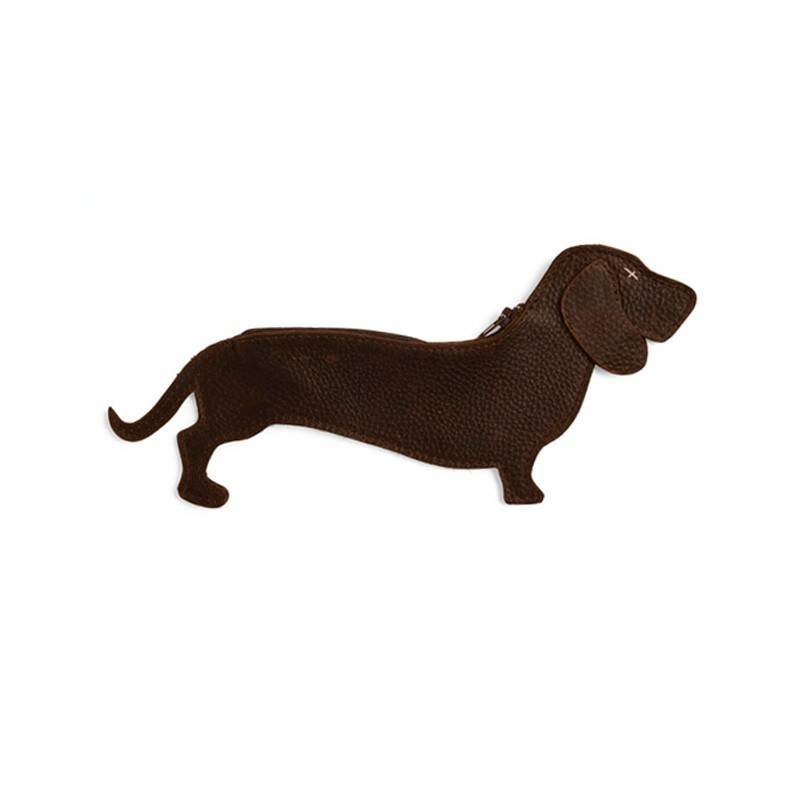 Etui Good Dog Brown
