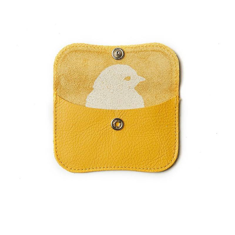 Wallet Mini Me Yellow