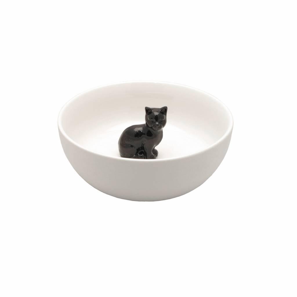 Schaal Zwarte Kat