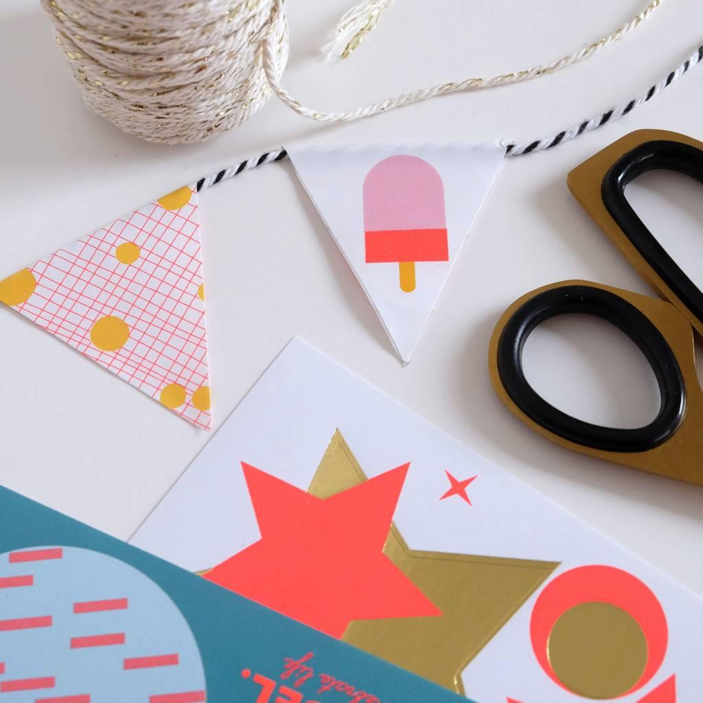 DIY Sticker Slinger Boekje