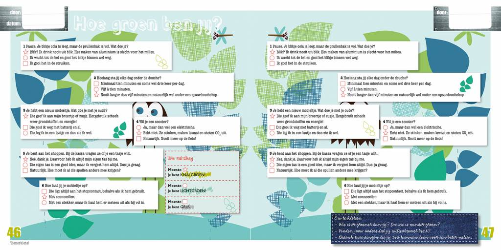 Tienerklets für Jugendliche und Eltern Niederländisch