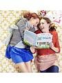Teenage Girl Book