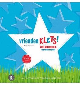 Gezinnig Vriendenklets Blue (NL)