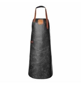 Witloft Butcher apron Black/Cognac