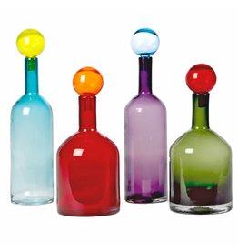 Pols Potten Bubbles & Bottles Multi Mix Set of 4