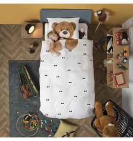 Snurk beddengoed Bettbezug Teddy 1 Person