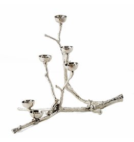 Pols Potten Candle Holder Twiggy with squirrels