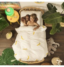 Snurk beddengoed Duana Abdeckung Banana Monkey 1 person