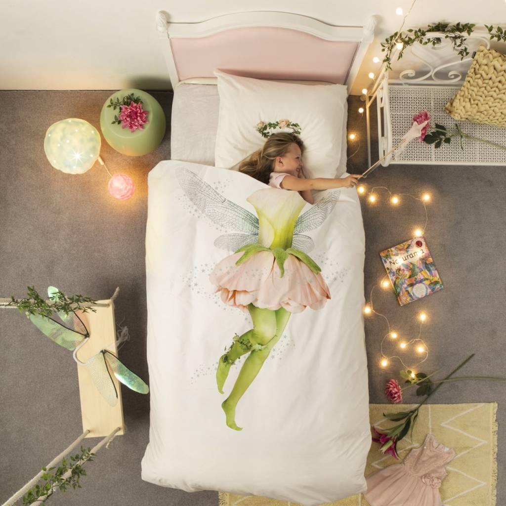 Dekbedovertrek Fairy 1 persoons