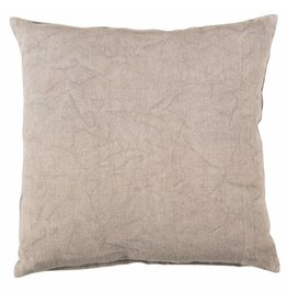UNC Cushion Linen Gray