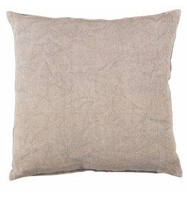 UNC Linen pillow gray