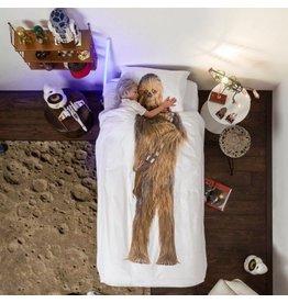 Snurk beddengoed Bettbezug Chewbacca 1 Einzel