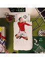 Duvet cover Football player 1 Person