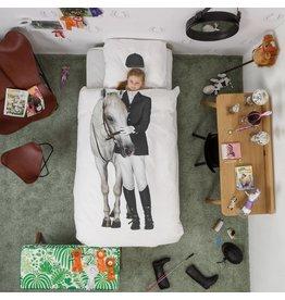 Snurk beddengoed Bettwäsche Amazone 1-Person
