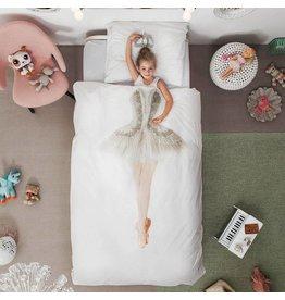 Snurk beddengoed Duvet Cover Ballerina Single