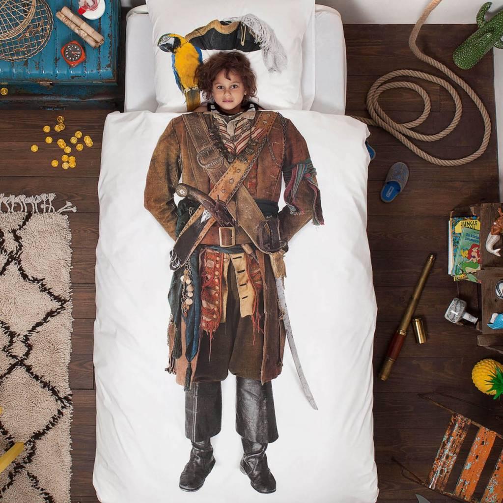 Dekbedovertrek Piraat 1 Persoons