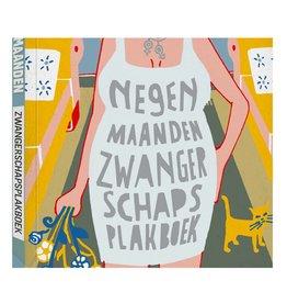 Uitgeverij Snor Nine months of pregnancy scrapbook