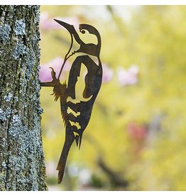 Metalbird Woodpecker