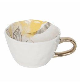 UNC Gute Morgen Tasse weiß mit Stempel