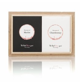 VINOOS - The Real Winegums Duo wooden gift box