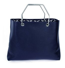 Keecie Tas Window Shopper Inkblue