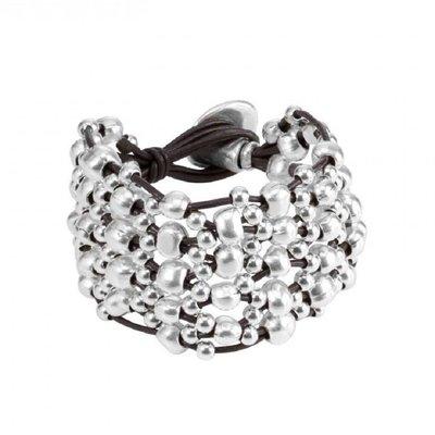UNOde50 UNOde50 Armband - CRAZY GOAT   PUL0594MR