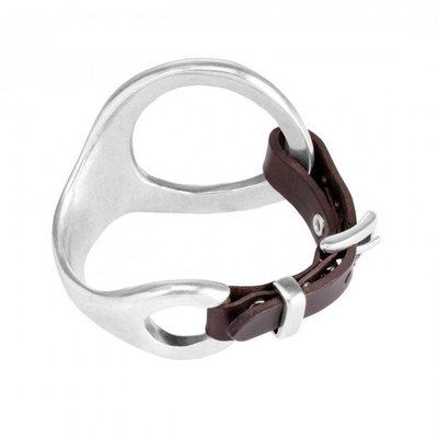 UNOde50 UNOde50 Armband - THROUGH THE MAGNIFYING GLASS - PUL0691MARMTL0U