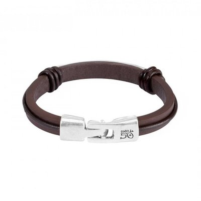UNOde50 UNOde50 Armband Heren - THAT'S IT - PUL1241MARMTL0XL