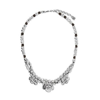 UNOde50 UNOde50 Ketting - ARMOUR YOU - COL1197MTLMAR0U