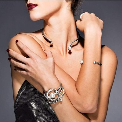 UNOde50 UNOde50 Armband | A PEARL OF WISDOM | PUL1130MTLBPL0M