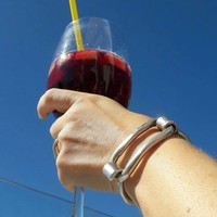UNOde50 UNO de 50 Armband | SWAN | CISNE | Zilver