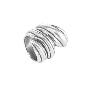 UNOde50 UNOde50  Ring | MUMBASA | Zilver | Eyecatcher