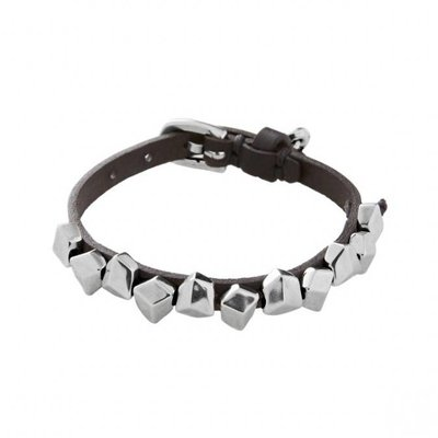 UNOde50 UNOde50 Armband - ICE CUBES - PUL1678NGRMTL0M