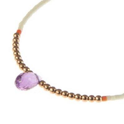 BLINCKSTAR BLINCKSTAR Armband | Rose Goldfilled | 1801A11