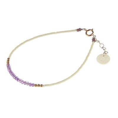 BLINCKSTAR BLINCKSTAR Armband - Rose Goldfilled | 1801A12