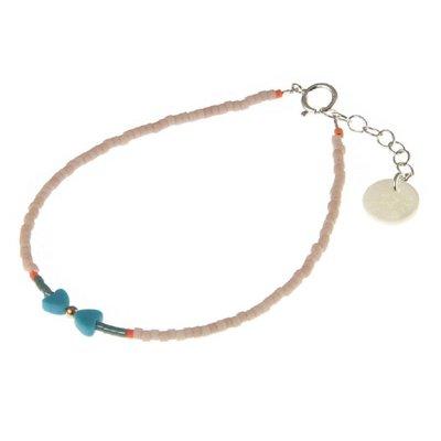 BLINCKSTAR BLINCKSTAR Armband - Rose Goldfilled | 1801A43
