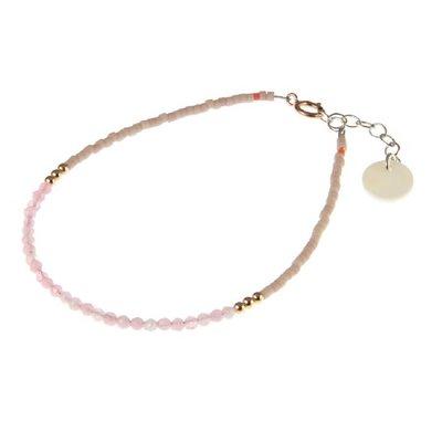 BLINCKSTAR BLINCKSTAR Armband - Rose Goldfilled | 1801A46