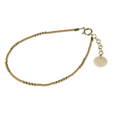 BLINCKSTAR BLINCKSTAR Armband - Goldfilled | 1801A52
