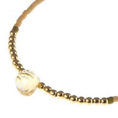 BLINCKSTAR BLINCKSTAR Armband - Goldfilled | 1801A55