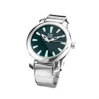 UNOde50 UNOde50 Horloge | COUNTDOWN | ZWART | ZILVER | UNISEX