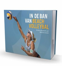 In de ban van beachvolleybal
