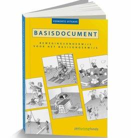 Basisdocument bewegingsonderwijs voor het basisonderwijs - verkorte uitgave