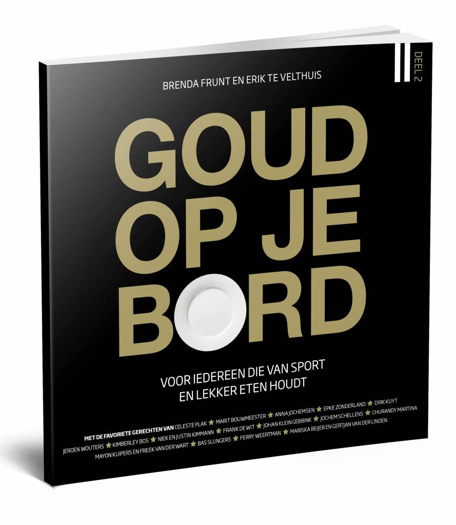 Top Goud op je Bord - Deel 2 | Topsport Kookboek - Arko Sports Media #FD59