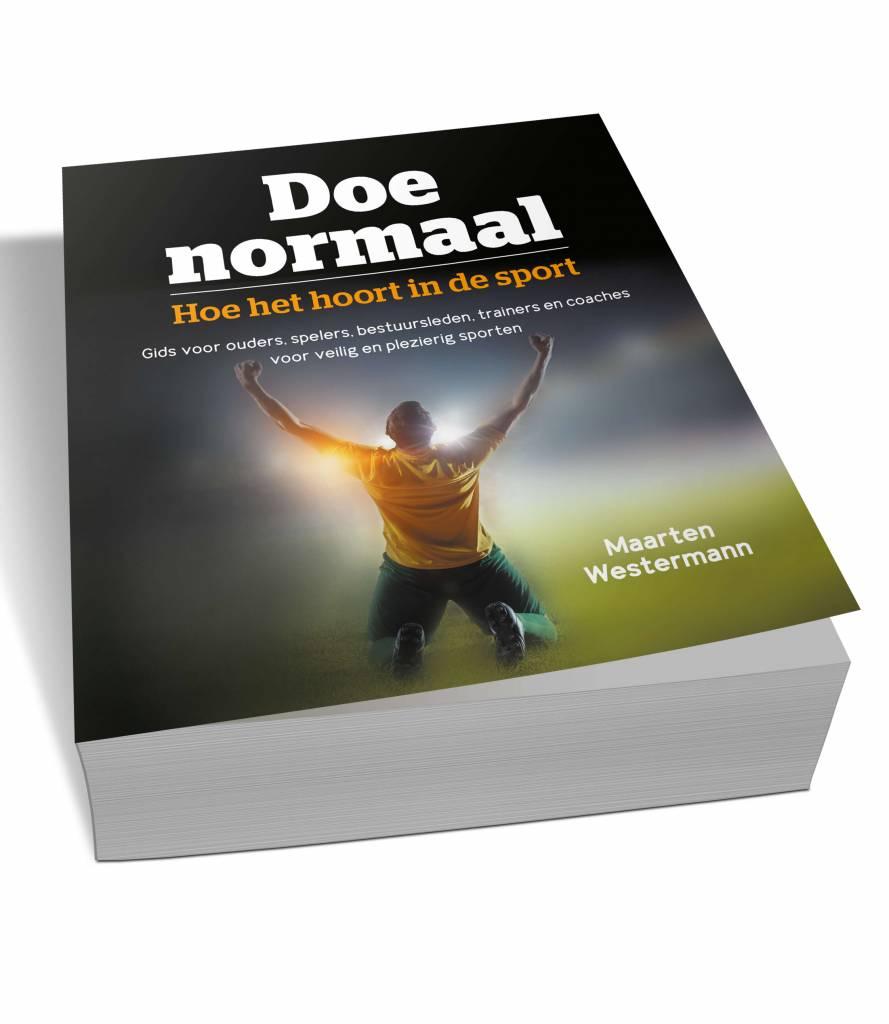 Doe normaal - Hoe het hoort in de sport