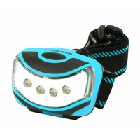 Lichtgewicht Verstelbare Hoofdlamp inclusief batterijen
