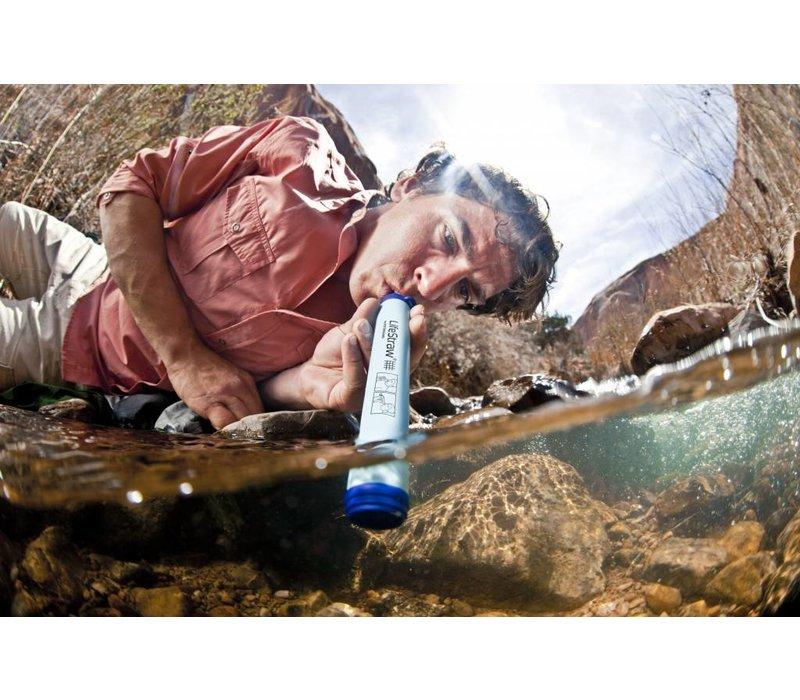 Lifestaw Personal | Lichtgewicht waterfilter