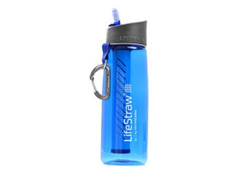 Lifestraw Lifestraw GO | Lichtgewicht Drinkfles met waterfilter